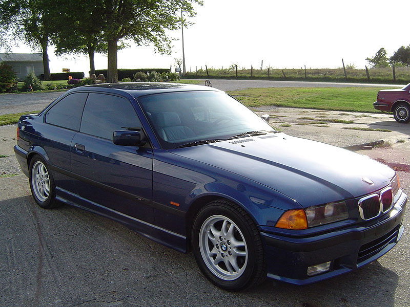 My 1999 Bmw 328is